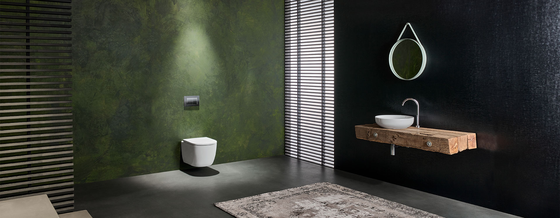 AXENT.ONE C toilet rimfree   Features