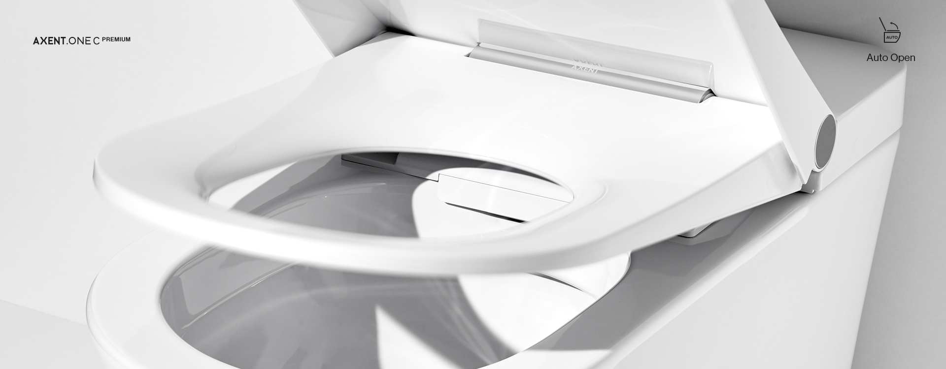AXENT.ONE C Shower toilet   Features